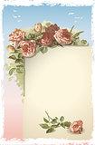 Roses 01 Vintage 2D