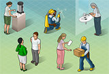 Services 01 People Isometric