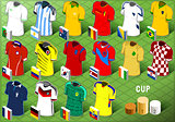 Soccer 01 People Isometric
