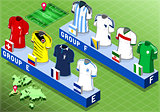Soccer 04 People Isometric