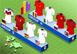 Soccer 05 People Isometric