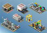 Storage 02 Buildings Isometric