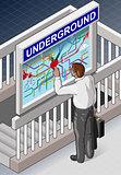 Underground 01 Concept Isometric