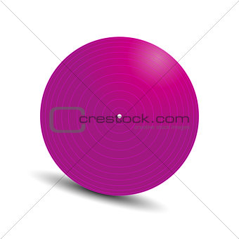 Fitball icon, vector illustration.