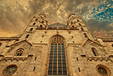 Vienna - st. Stephen cathedral or Staphensdom