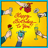 Happy birthday to you gifts congratulations