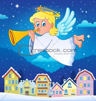 Angel theme image 6