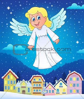 Angel theme image 7