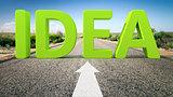 road to horizon idea