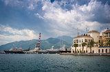 Tivat yacht marina