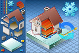 Conditioner 01 Building Isometric