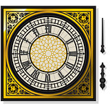 Victorian Clock 01 Object 2D
