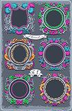 Garlands 02 Vintage 2D