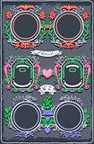 Garlands 03 Vintage 2D