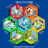 Healthcare 01 Cells Isometric