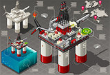 Rig Energy Building Isometric