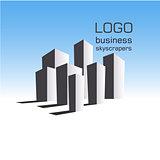 Logo business building
