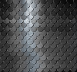 metal scales background