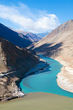 Zanskar and Indus rivers