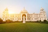 Victoria Memorial in India
