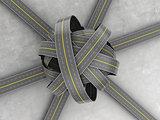 roads knot