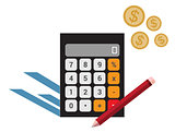 Calculator Account office tools