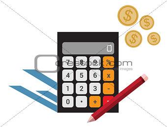 Calculator Account office tools