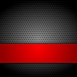 Abstract metal perforated vector background