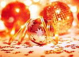 Festive Christmas still life