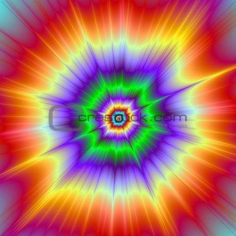 Tie Dye Explosion