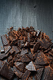 Dark Chocolate for Cooking