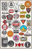 33 Logos Vintage 2D
