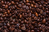 Roasted Ethiopian coffee