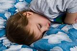 Toddler Sleeping