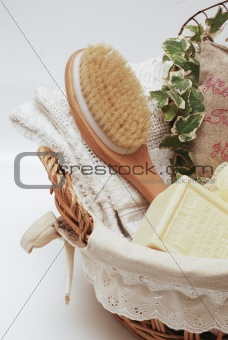 Beauty basket
