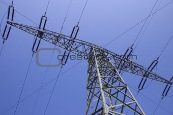 Single Power Pole