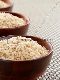Basmati rice bowls