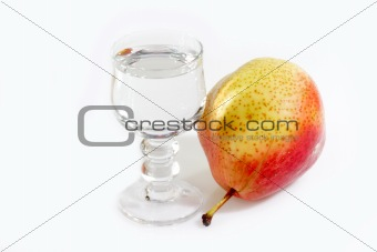 Brandy with Pear