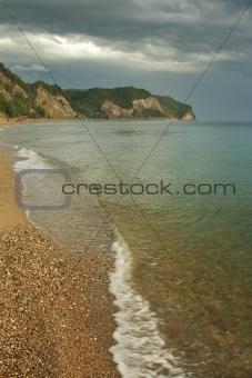 Black Sea's beach