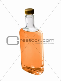 Bourbon Isolated