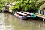 Bangkok River boats