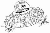 UFO Maze
