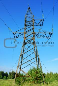 The high-voltage world.