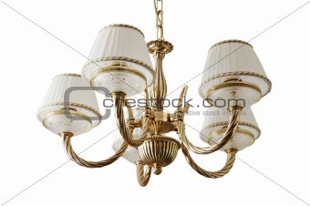 Beautiful and dear chandelier