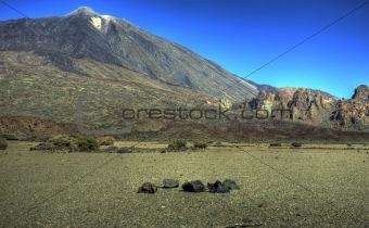 Teide Scape