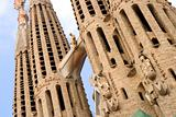 Sagrada Familia Towers