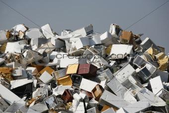 Fridge dump