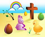 Easter symbolics