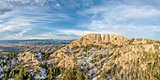 Horsetooth Rock panorama