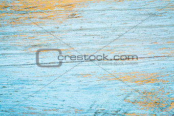 painted and scratched wood texture